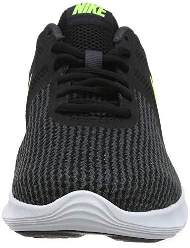4 Eu 007 Scarpe Nike Corsa Da black Uomo Revolution Multicolore volt anthracite 5gfqwPP4W