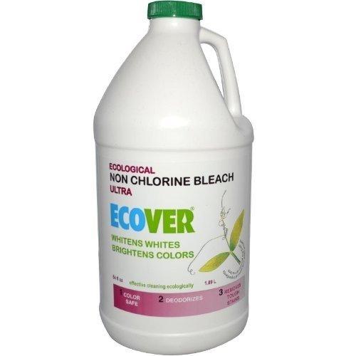Laundry Bleach Ecover (Ecover Bleach Non Chlorine 64 Fz)