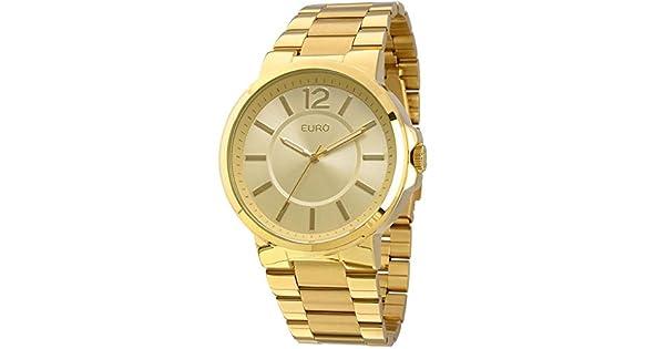 42ec5786c28 Relógio Euro Feminino Opole Eu2035lxm 4d - Dourado  Amazon.com.br  Amazon  Moda