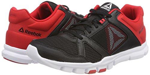 Blanc Yourflex 000 Mt Train Homme Pour 10 Noir noir Baskets Rouge Primal Reebok T1PdAwqT