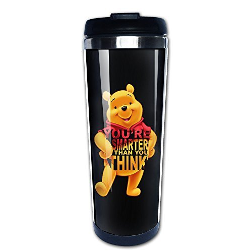 iayayo-winnie-the-pooh-you-are-smarter-than-you-think-stainless-steel-mug-coffee-thermos-vacuum-flas
