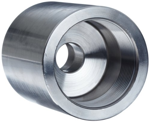 316/316L Forged Stainless Steel Pipe Fitting, Reducing Coupling, Class 3000, 3/4