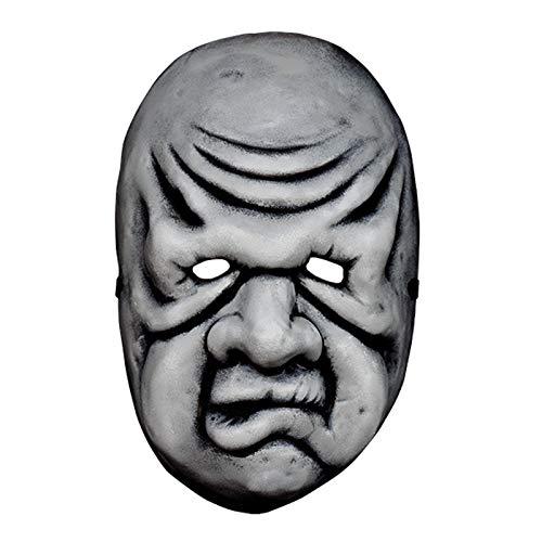 Trick Treat Studios Officially Licensed Men's Twilight Zone Wilfred Harper Mask