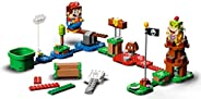 LEGO Super Mario Adventures with Mario Starter Course 71360 Building Kit, Creative Gift Toy for Kids, Interact