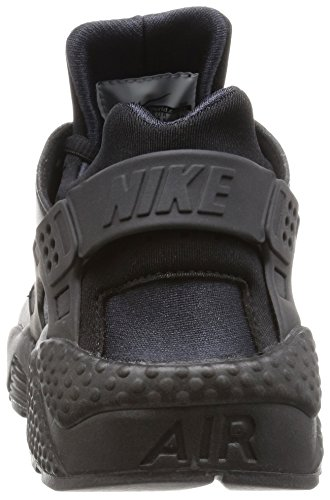 Black Run Air Black Sneaker Damen Schwarz NIKE Huarache 4w7xYPq7t