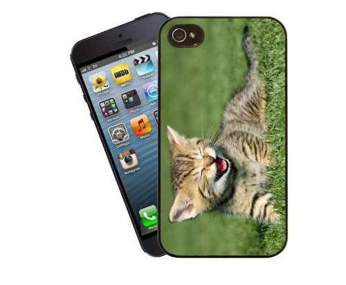 Katze-Telefon-Fall, entwerfen 19 - für Apple iPhone 5 / 5 s - Cover von Eclipse-Geschenkideen