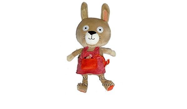 Doudou peluche conejo gallina oxybul Fnac Eveil et juegos: Amazon.es: Bebé