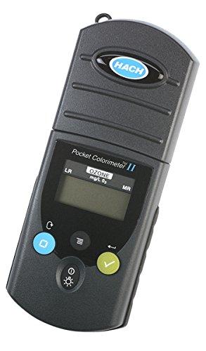 Hach 5870004 Pocket Colorimeter II, Ozone