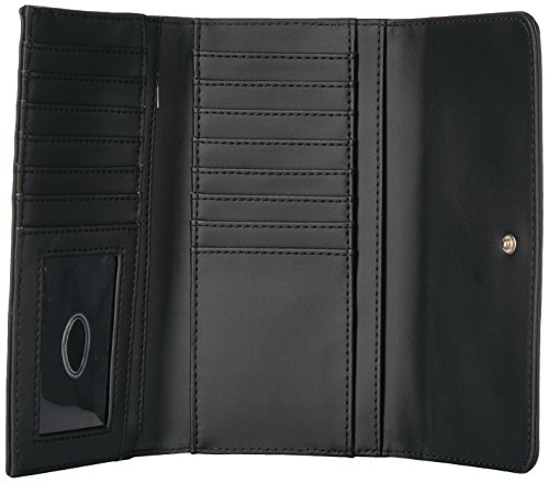 Jayne Multi Clutch Wallet, Black, One Size