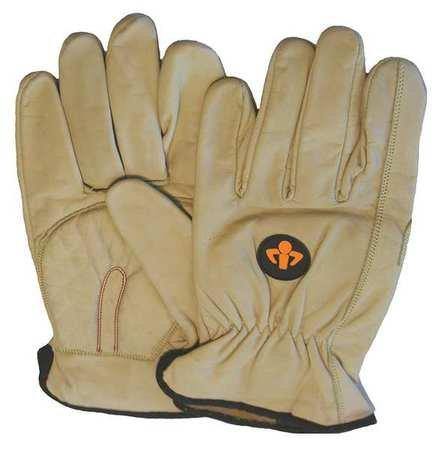 Anti-Vibration Gloves, Carpal Tunn, XL, PR