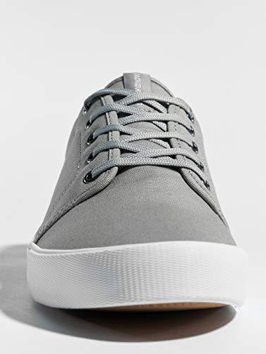 Jfwashley Uomo Canvas Jones amp; Sneakers Jack Grigio qI0Sgwx