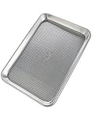 USA Pan 1045QS-BB-2-1 Bare Aluminum Quarter Sheet