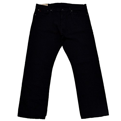 Polo Ralph Lauren Jeans Classic Fit 867 Mens Denim (36x32, Hudson Black) (Denim Polo Lauren Ralph)