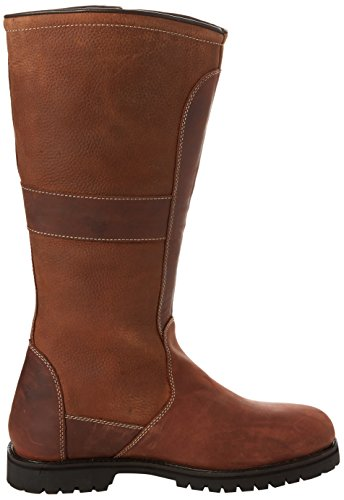 Chatham Mornacott, Stivali da Neve Uomo Brown (Red Brown)