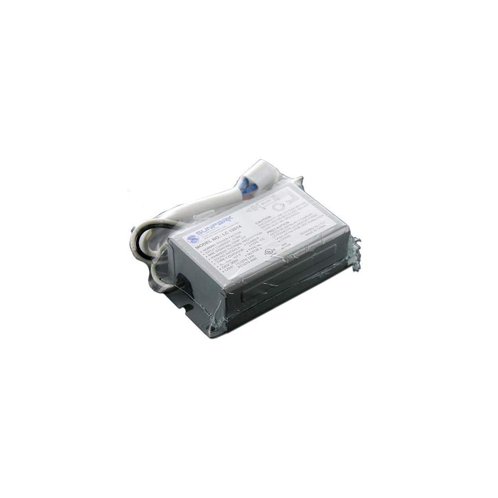 Sunpark Lc 12014t 1 Fc12t9 32 Watt Circline 2d 38 Wiring 277 Volt Fluorescent Light Fixtures Get Free Image Fc16t9 40 Fc9t9 30 Lamp Compact Electronic Ballast With Plug 120
