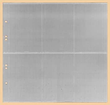 G47E 10x KOBRA-Einsteckblatt für Liebig-Bilder Nr