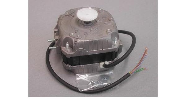 Motor de ventilador para frigorífico: 7 W, motor de ventilador ...