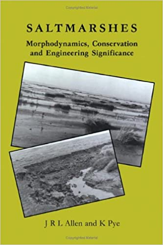 Saltmarshes Conservation and Engineering Significance Morphodynamics