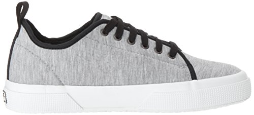 Superga Womens 2756 Jerseyu Mode Sneaker Grå