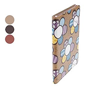 xiao Sunflower Pattern Protective PU Leather Case for iPad mini (Assorted Colors) , khaki