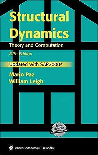 Structural Dynamics Theory And Computation Mario Paz