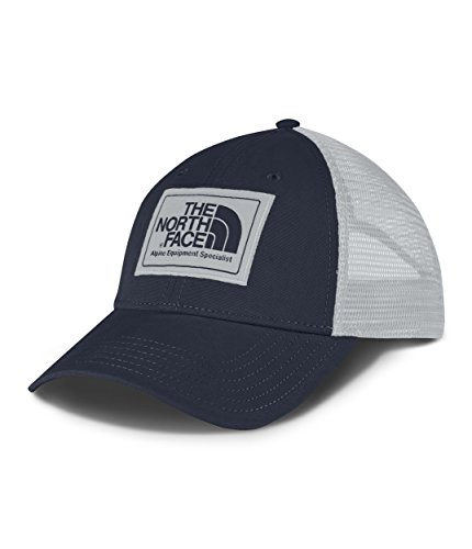 The North Face Unisex Mudder Trucker Hat Urban Navy/High-Rise Grey/Urban Navy One Size
