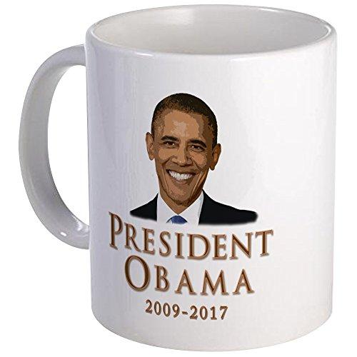 CafePress Obama 2009-2017 Mug Unique Coffee Mug, Coffee Cup