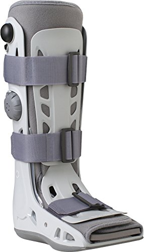 (Aircast AirSelect Standard Walker Brace / Walking Boot, Large)