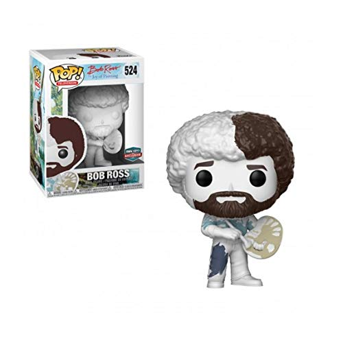 Bob Ross DIY The Joy of Painting POP! Vinyl Figure