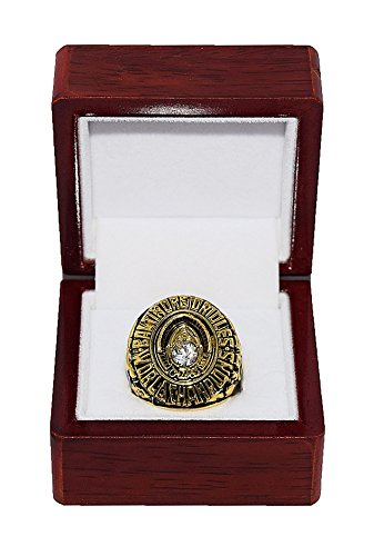 BALTIMORE ORIOLES (Frank Robinson) 1970 WORLD SERIES CHAMPIONS Vintage Rare & Collectible High-Quality Replica Baseball Championship Ring with Cherrywood Display Box