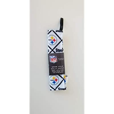 NFL Rally Paper Crinkle Toy - Pittsburgh Steelers : Baby