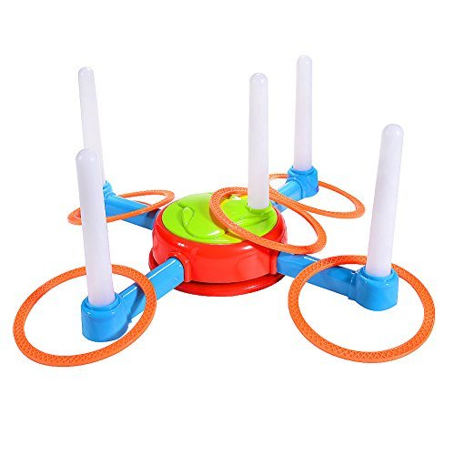 FunsLane Electric Rotating Lights Children