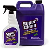Super Clean Multi-Surface All Purpose Cleaner and Degreaser 1 Gallon & 32oz Dilution Bottle