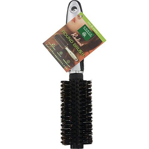 Earth Therapeutics Radiant Round Hairbrush 1 Brush by Earth Therapeutics