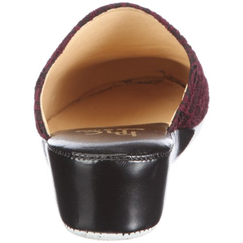 Black Slippers Lucca Collection Hans Schwarz Nero Women's Bordeaux Herrmann FqXHcwU