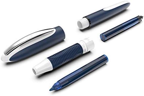 Schneider 78371 One Change incluye 2 cartuchos color azul y negro Bol/ígrafo recargable