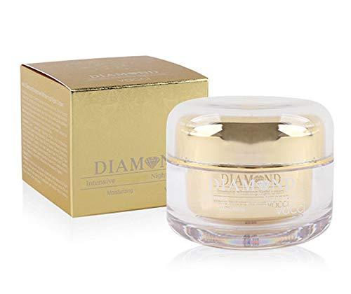 Amazon.com: [vacci] Diamond Intensive Whitening Night Cream 50ml / Moisturizing, Anti-Wrinke, Firming Lifting/Korean Cosmetics: Beauty