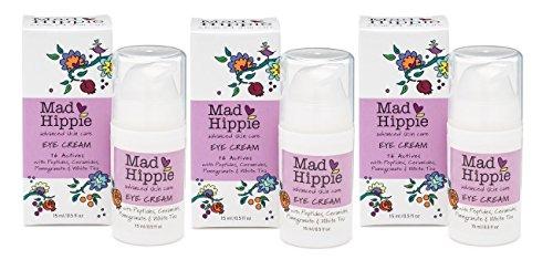 Mad Hippie Skin Care Eye Cream 0.5oz (Set of 3)