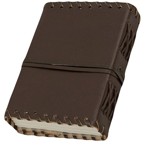 Medieval Renaissance Handmade Leather Pocket Journal Diary Thought Book or Note Pad