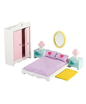 Rosebud Sweet Dreams Ensemble De Meubles De Chambre A Coucher D Une