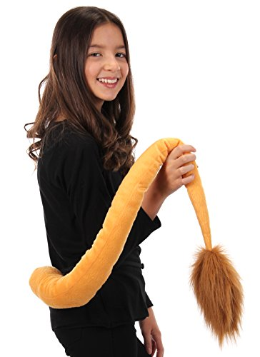 elope Deluxe Lion Costume Plush Tail -