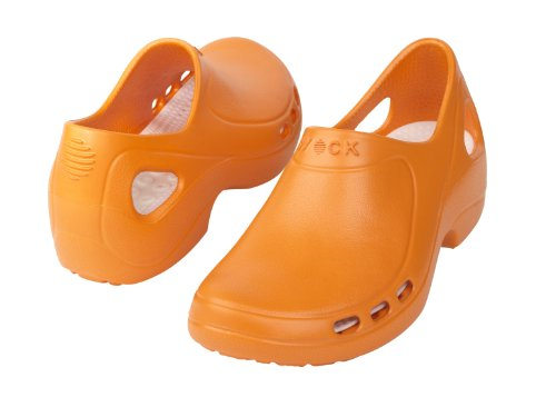Wock Unisex Adults' Everlite Clogs Orange Gg7EMxT