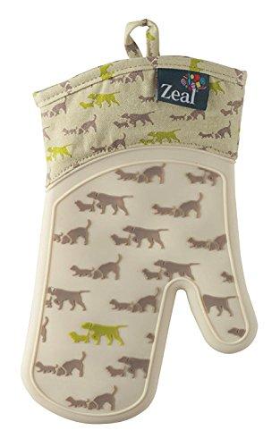 ZEAL Steam Waterproof Silicone Glove