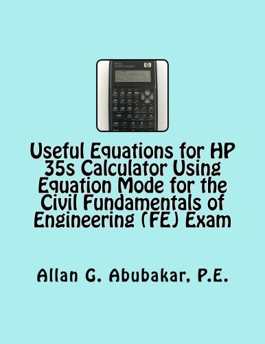 useful equations for hp 35s - 4