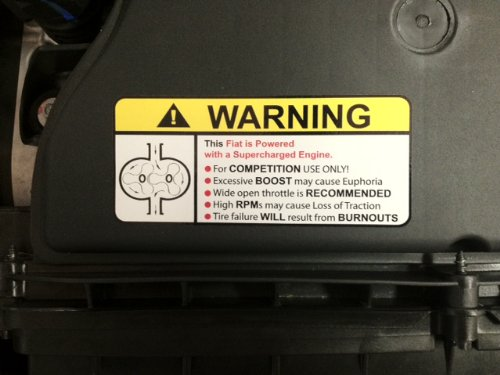 Toyota Tundra Funny Warning Off Road Sticker Decal