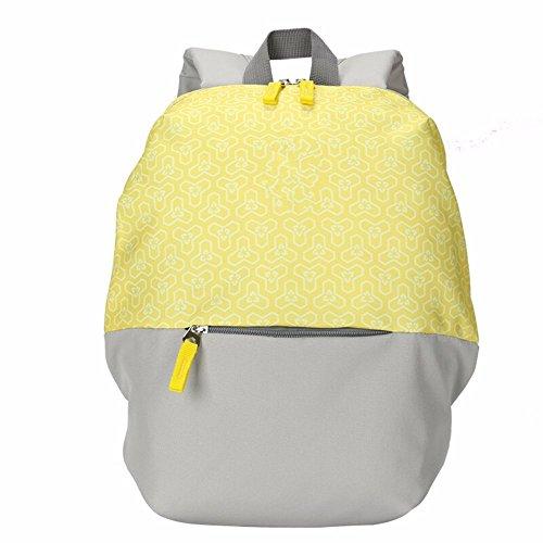 léger simple Sac homme DIUDIU bandoulière dos Voyage à Petit à plein à Sac loisirs pratique jaune sac de dos Sports Sac air pour qqFaTr1xZw