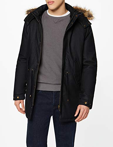 black Manteau Find Denim Noir En qZFPwx4X7