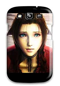 Fashion MwaRozW333FMjsr Case Cover For Galaxy S3(aerith Gainesborough)