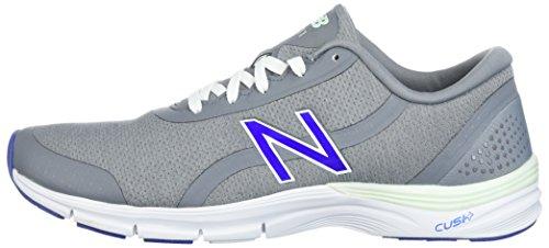 Bleu Chaussures New Iris 711v3 Fitness Femme Gris Balance pCp8Hqxw6