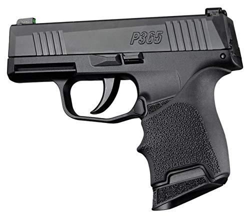 Hogue, Handall Sleeve Grip, Sig Sauer P365, Black